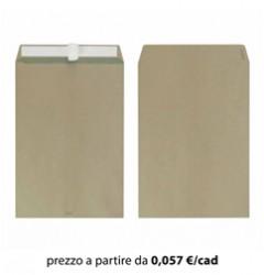 Busta Sacco 25x35,3 Kraft Avana