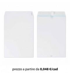 Busta Sacco 23x33 Bianco