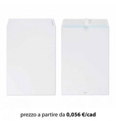 Busta Sacco 25x35,3 Bianco
