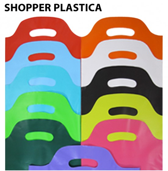 Shopper plastica