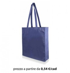 Shopper TNT Blu Scuro